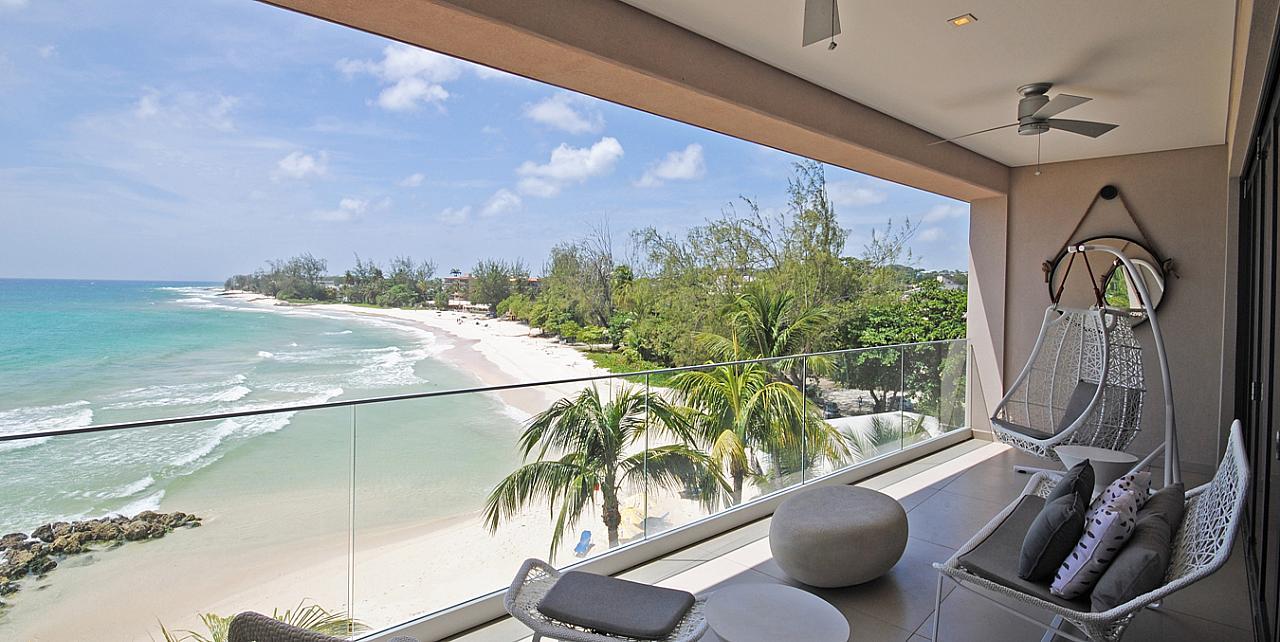 Capri Penthouse 5 Accra Beach Barbados