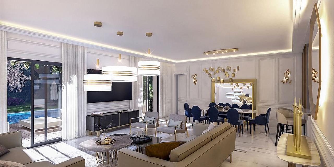 Luxury 2 Bedroom Villa Cap D Antibes