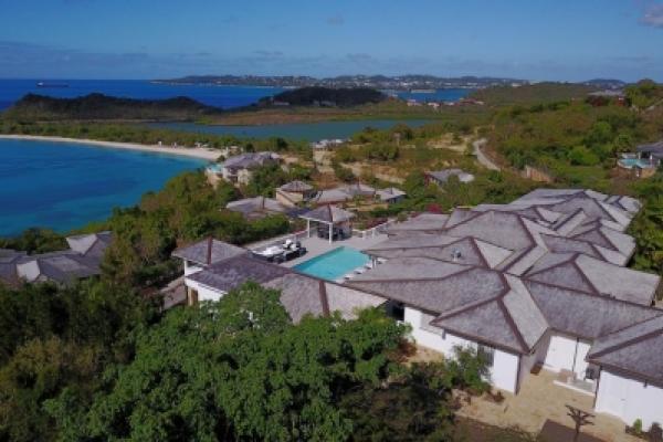 Villa L, Antigua