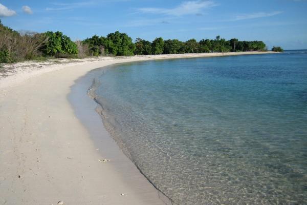 1.5 Acres of Beachfront Land