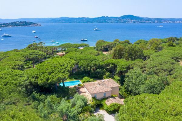 Luxury Villa St Tropez