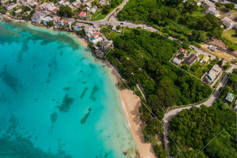 Beachfront land for sale- Clearwater Bay
